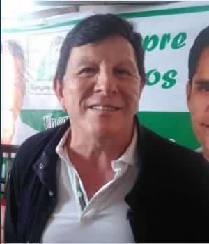 Javier Rodolfo Cáceres Peréz