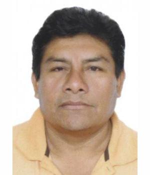 Candidato AGUSTIN WILLIAMS SANTAMARIA VALDERA