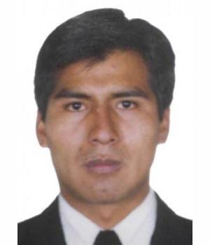 Candidato ALEJANDRO PUMACHAPI SUTTA