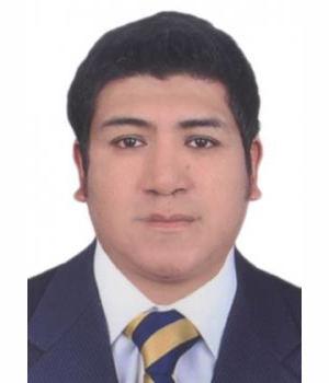 Candidato ALEXIS MICHAEL IBARCENA ALVIS