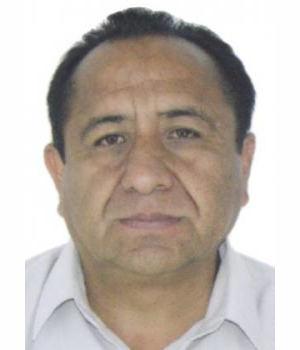 Candidato ALFREDO TONY MESIAS ACUÑA