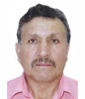 Candidato ANTONIO AMADEO TRUJILLO RUIZ