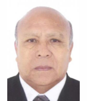 Candidato BIENVENIDO NICOLAS SULLON BURGOS