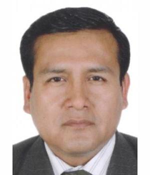 Candidato CARLOS ALBERTO JESUS PAUCARCHUCO