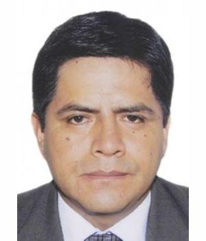 Candidato CARLOS ALBERTO RUA CARBAJAL