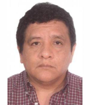 Candidato CARLOS ENRIQUE GENARO RODRIGUEZ VELASQUEZ