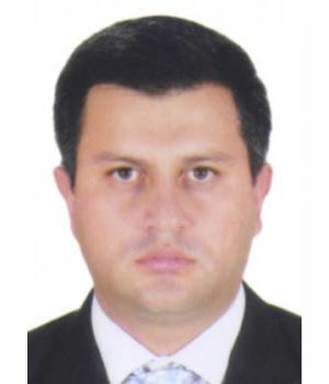 Candidato CARLOS ENRIQUE PAREDES SILVA