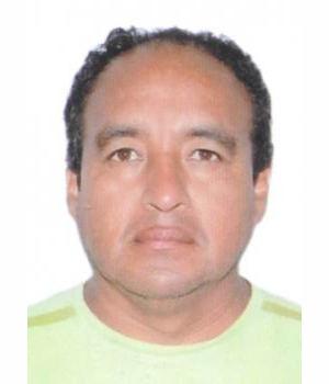 Candidato CARLOS ENRIQUE ROLDAN LLERENA