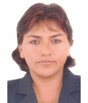 Candidato CAYETANA VILLANUEVA ORDOÑEZ