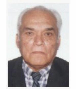 Candidato CESAR AUGUSTO VIDAL CORTEZ