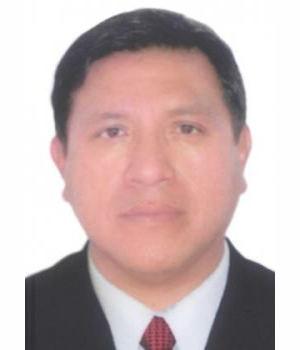 Candidato CESAR ELIAS ARBIZU SIERRA