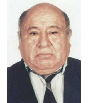 Candidato CIPRIANO VELASQUEZ CABELLO