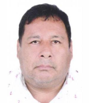 Candidato DALMIRO ALARCON ARCE