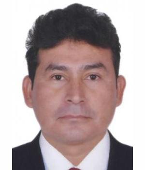 Candidato DAVID ANCOBAR BERROSPI