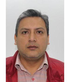 Candidato DAVID HOMERO ALCANTARA MAGUIÑA