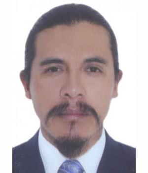 Candidato EDSON FILIBERTO ZUNIGA HUILLCA