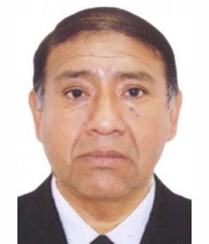 Candidato EDUARDO MIGUEL CRUZADO RIVAS