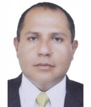 Candidato EDWARD SALVADOR PALACIOS VASQUEZ
