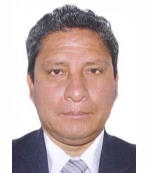 Candidato EDWIN SUCNO DAVALOS
