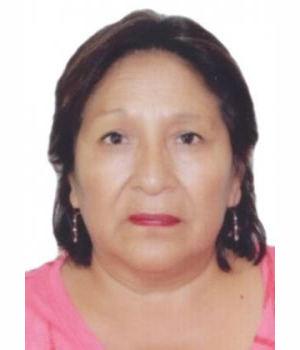 ELEODORA ROLDAN CARBAJAL DE REQUENA