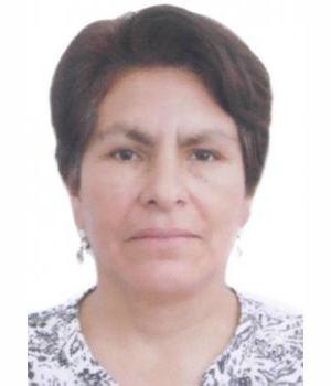 Candidato ELIZABETH NELY NAUPAY ALBORNOZ