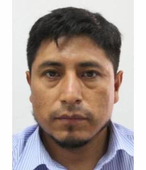 Candidato ELMER SANTIAGO CHUQUIYAURI SALDIVAR