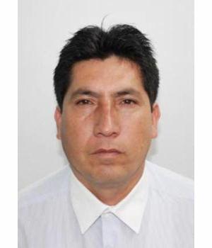 Candidato ERASMO ABANTO CHAVEZ