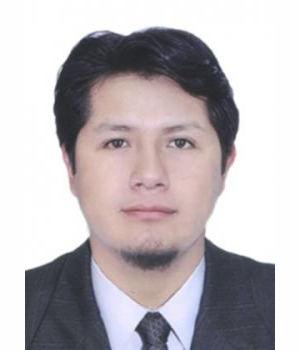Candidato ERICK MAICOLL APAZA PALO