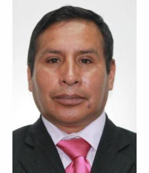 Candidato FERNANDO CHAHUAYO AMPA