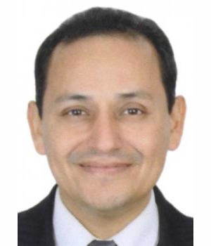 Candidato FERNANDO CHIRINOS BOJORQUEZ
