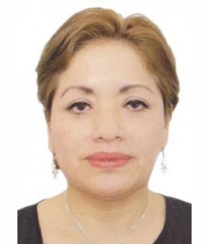 Candidato FLOR DE MARIA CHAUCA SANCHEZ
