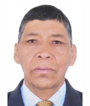 Candidato FRANCISCO RODRIGUEZ CJULA