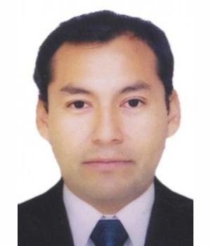 Candidato GUILLERMO EDGAR GARCIA VILCA