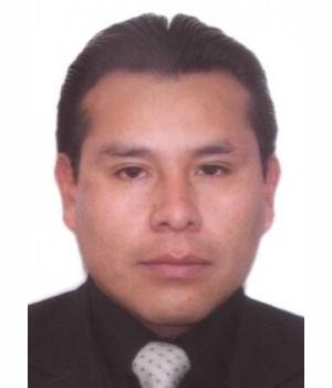 Candidato HECTOR HUAMANI MARTINEZ