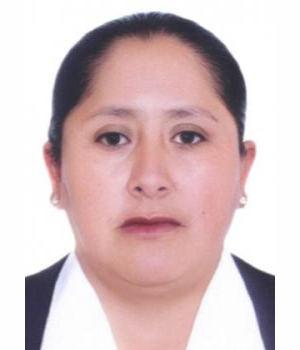 IRENE CARCAUSTO HUANCA