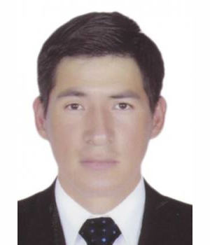 Candidato JHON MICHAELL BELLIDO FLORES