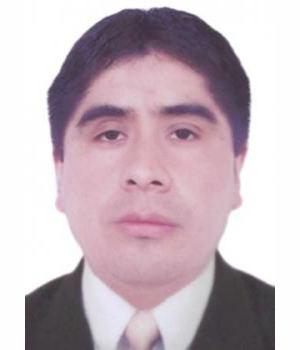 Candidato JHON RAUL ARENAS HUAYTALLA
