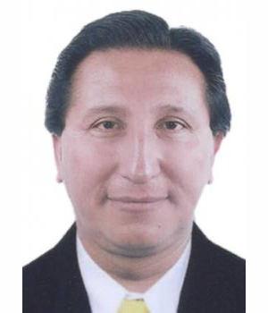 Candidato JOHN TULIO ROMERO LLOCLLA