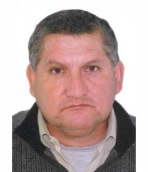 Candidato JORGE LUIS PECHO ROMERO