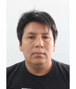 Candidato JOSE ALEX COTRINA LEON
