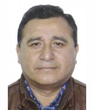 Candidato JUAN BENITO ASENCIO ARAINGA