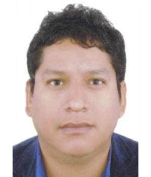 Candidato JUAN CARLOS CONDORI HUAMAN