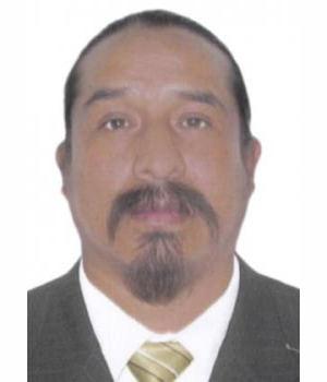 Candidato JUAN DE DIOS HUAMAN CHAMPI