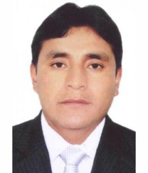 Candidato JUAN LUIS CHOMBO HEREDIA