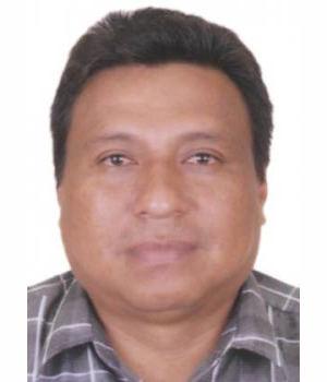 Candidato JUAN VICENTE PIZARRO SANCHEZ