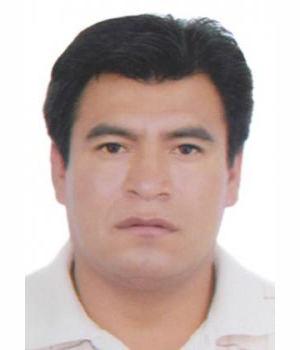 Candidato JUBENCIO FORTUNATO PALOMINO FLORES