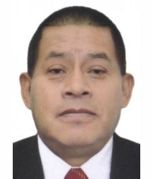 Candidato JULIO CESAR RICARDO SAMANIEGO MONZON