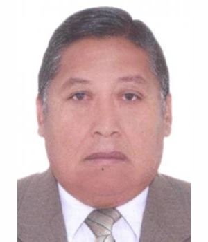 Candidato JULIO CESAR TINCOPA ALFARO
