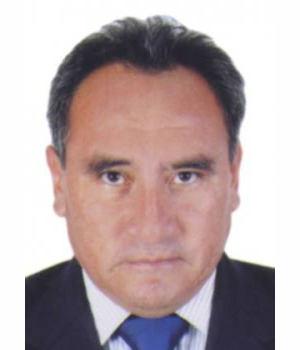 Candidato JULIO SALVADOR CORREA CHAVEZ