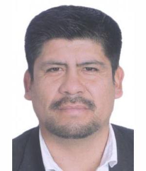 Candidato LENIN ABRAHAM CHECCO CHAUCA